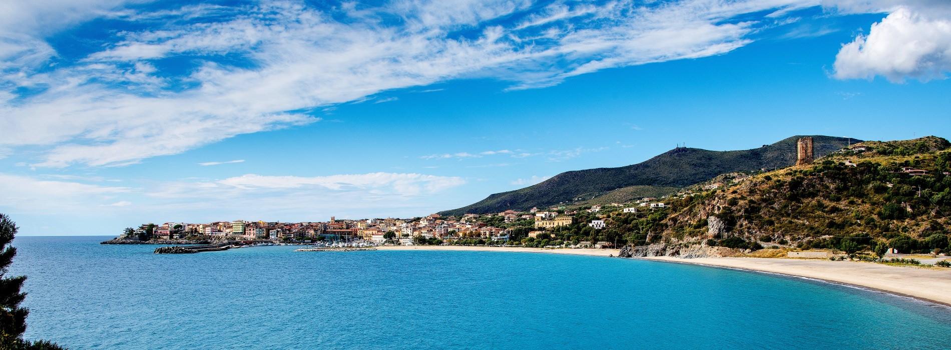 Villaggio turistico Marina di Camerota - La Fenosa Panoramica Marina di Camerota
