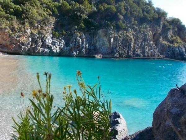 Le spiagge più belle del Cilento nei dintorni di Marina di Camerota e Capo Palinuro